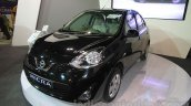 Nissan Micra front quarter at the 2015 NADA Show