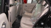 Nissan Micra rear seat at the 2015 NADA Show