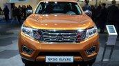 Nissan Navara NP300 front at IAA 2015