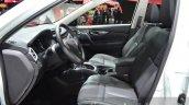 Nissan Navara NP300 front seats at IAA 2015