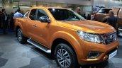 Nissan Navara NP300 front three quarter right at IAA 2015