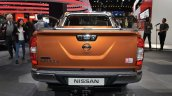 Nissan Navara NP300 rear at IAA 2015