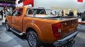 Nissan Navara NP300 rear three quarter left at IAA 2015