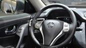 Nissan Navara NP300 steering wheel at IAA 2015