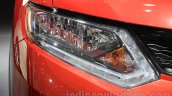 Nissan X-Trail headlight at the 2015 Chengdu Motor Show