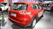Nissan X-Trail rear quarter at the 2015 Chengdu Motor Show