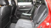 Nissan X-Trail rear seats at the 2015 Chengdu Motor Show