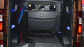 Opel Vivaro Surf Concept boot space at IAA 2015