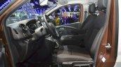 Opel Vivaro Surf Concept front seats at IAA 2015