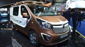 Opel Vivaro Surf Concept front three quarters at IAA 2015