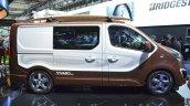 Opel Vivaro Surf Concept side profile at IAA 2015