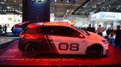 Peugeot 308 Racing Cup side at IAA 2015