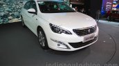 Peugeot 408 Glory Edition front quarter at the 2015 Chengdu Motor Show