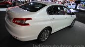 Peugeot 408 Glory Edition rear quarter at the 2015 Chengdu Motor Show