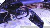 Peugeot Fractal Concept interior at IAA 2015