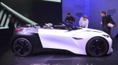 Peugeot Fractal Concept side at IAA 2015