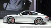 Porsche 911 Carrera S facelift (991.2) side at the IAA 2015