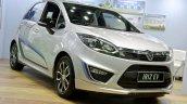 Proton Iriz EV front quarter