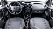 Renault Duster Oroch (Duster pick-up) interior launched in Brazil