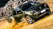 Renault Duster Oroch (Duster pick-up) off road launched in Brazil