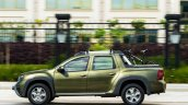 Renault Duster Oroch (Duster pick-up) side launched in Brazil
