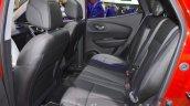 Renault Kadjar rear seats legroom at IAA 2015