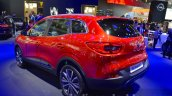 Renault Kadjar rear three quarter left at IAA 2015
