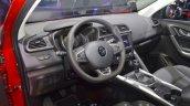 Renault Kadjar steering wheel at IAA 2015