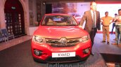 Renault Kwid front launched India