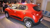 Renault Kwid rear quarter launched India