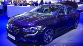 Renault Talisman Initiale Paris Edition front quarter at IAA 2015