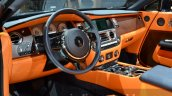 Rolls Royce Dawn dashboard at the 2015 IAA