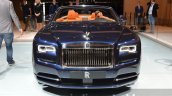 Rolls Royce Dawn front at the 2015 IAA