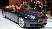 Rolls Royce Dawn front quarter at the 2015 IAA