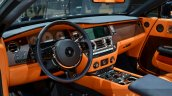 Rolls Royce Dawn interior at the 2015 IAA