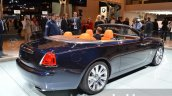 Rolls Royce Dawn rear three quarter at the 2015 IAA
