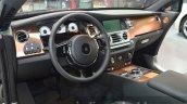 Rolls Royce Wraith Inspired By Music dashboard steering wheel at IAA 2015