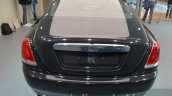 Rolls Royce Wraith Inspired By Music rear at IAA 2015