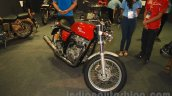 Royal Enfield Continental GT at Nepal Auto Show 2015