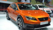 Seat Leon Cross Sport at IAA 2015