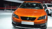 Seat Leon Cross Sport front at IAA 2015