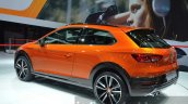 Seat Leon Cross Sport rear three quarter at IAA 2015
