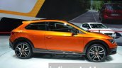 Seat Leon Cross Sport side profile at IAA 2015