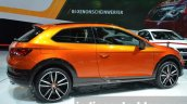 Seat Leon Cross Sport side view at IAA 2015