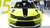 Skoda Fabia R5 Combi front at IAA 2015