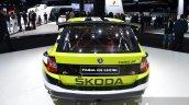 Skoda Fabia R5 Combi rear at IAA 2015