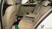 Skoda Octavia rear seats legroom Nepal Auto Show 2015