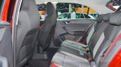 Skoda Rapid Monte Carlo rear legroom at IAA 2015