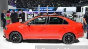 Skoda Rapid Monte Carlo side at IAA 2015