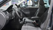 Skoda Rapid Spaceback Scoutline front seats at IAA 2015